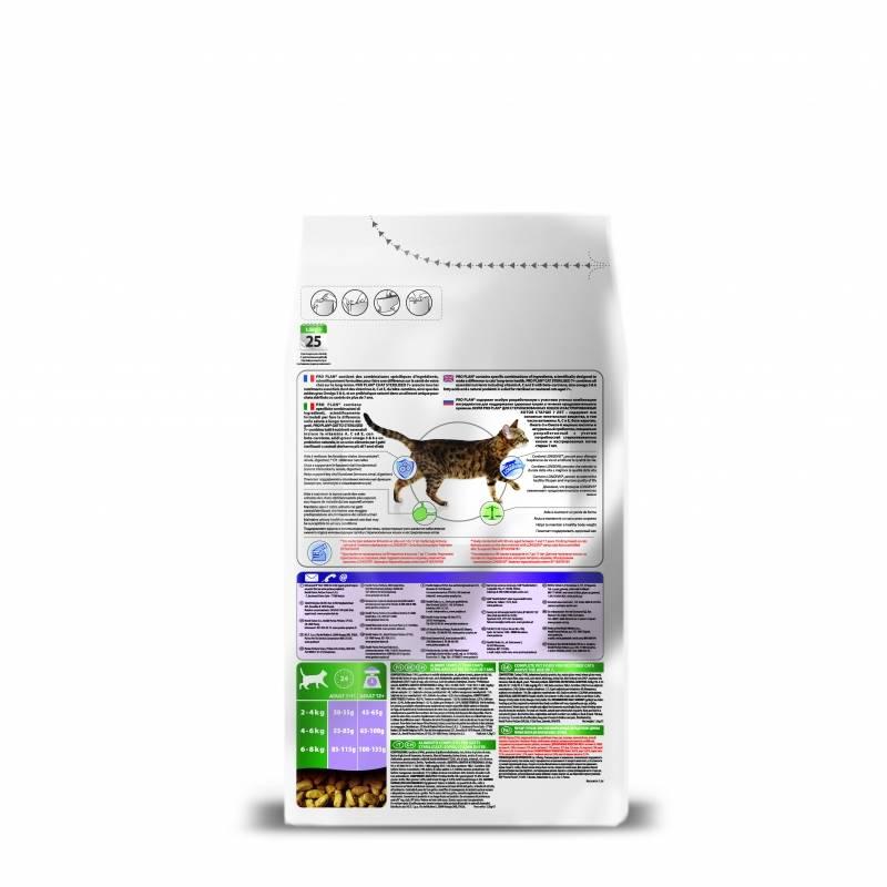 Пурина проплан для стерилизованных кошек и другие корма: какие лучше выбрать?