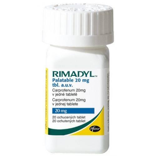Римадил для собак: цена, инструкция по применению таблеток и инъекций, отзывы