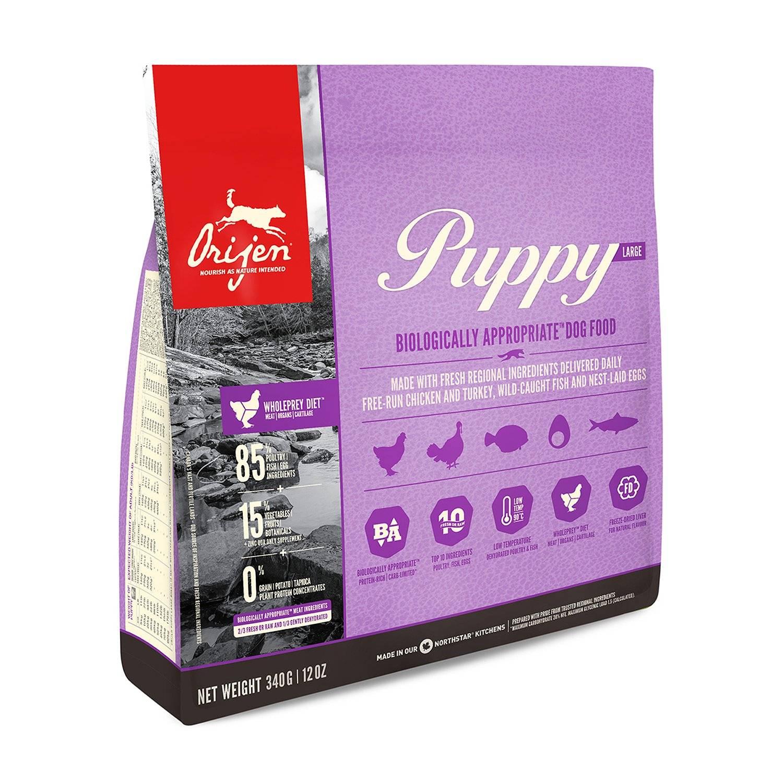 Сухой корм «ориджен» для собак - каталог кормов orijen