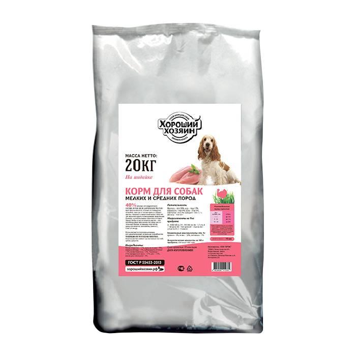 Рейтинг лучших кормов для собак мелких пород по составу и качеству