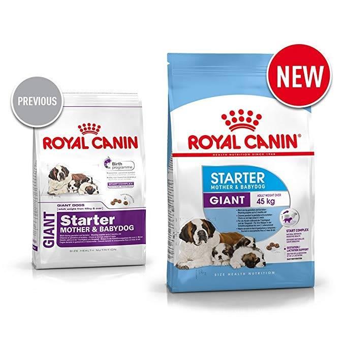 Корма royal canin для щенков: обзор