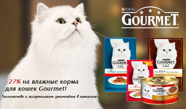 Корм для кошек gourmet: отзывы, разбор состава, цена