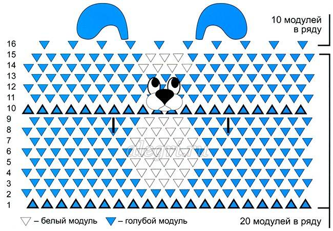 Оригами собака из бумаги: мастер-класс для детей. инструкция, по созданию бумажной собаки своими руками (фото + видео-уроки)