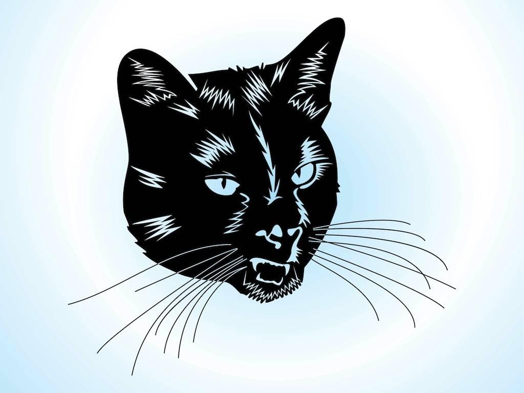 Как нарисовать мордочку кошки на своем лице: идеи и техника