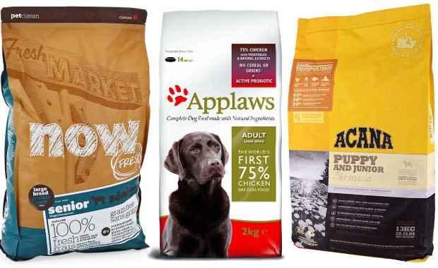 Корма холистики для собак: список, рейтинг, отзывы