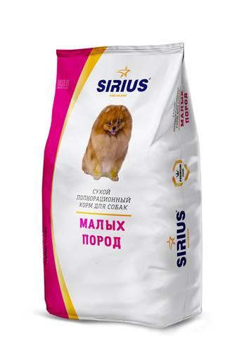 Sirius для котят - рейтинг, обзор корма, сравнение и анализ sirius для котят, состав и описание корма, плюсы и минусы sirius для котят, отзывы о корме, характеристика и дозировка