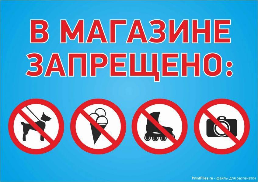 Куда не запрещено заходить с собакой с точки зрения закона