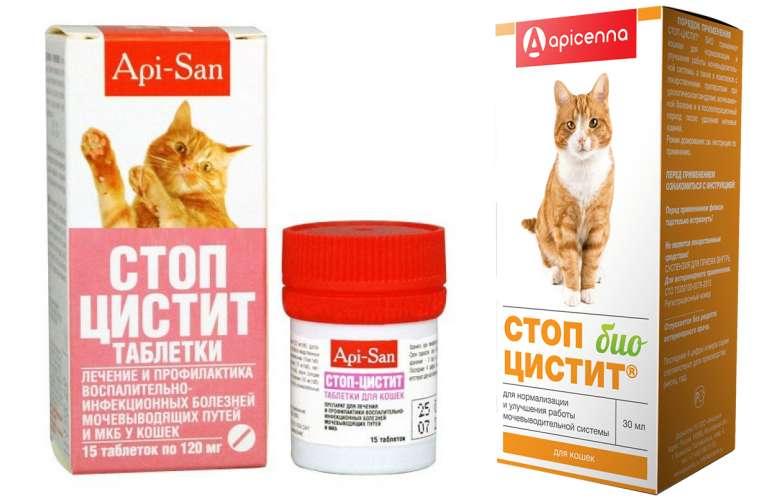 Суспензия стоп-цистит био для кошек, 30 мл