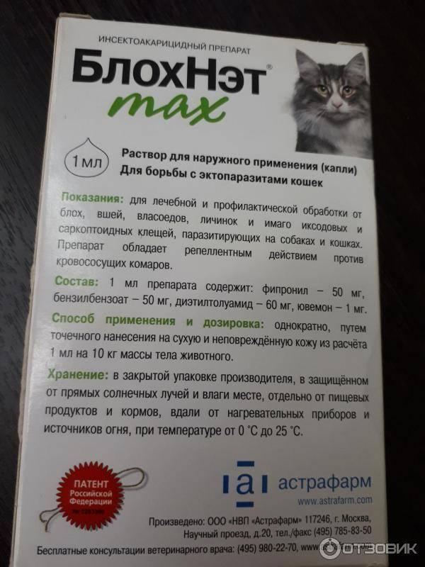 Адвокат капли для кошек от блох, клещей и других паразитов, инструкция по применению препарата, а так же средняя цена русский фермер