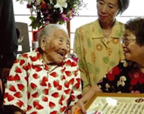 Самый старый человек в мире и секреты долголетия