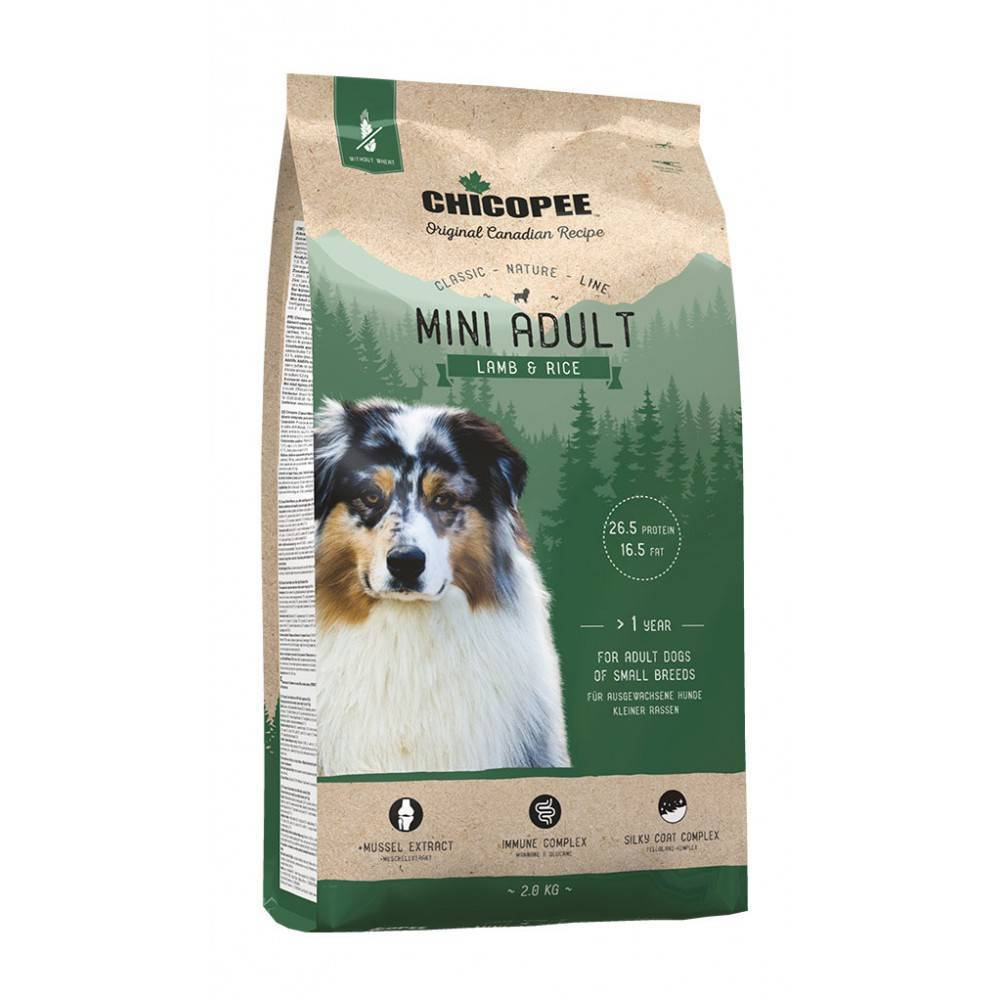 Подробное описание линейки кормов «мерадог» для щенка и взрослой собаки
