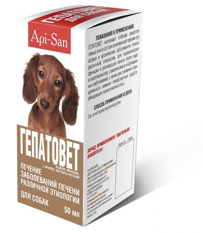 Гепатоджект для собак