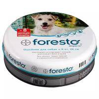 Ошейник форесто для собак: описание изделия и особенности использования защитного средства