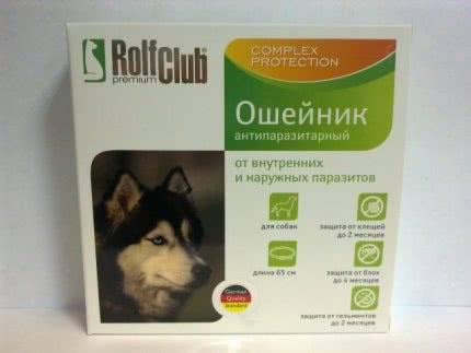 Рольф клуб для кошек: показания и инструкция по применению, отзывы, цена
