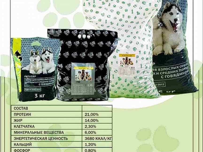 Корм для собак биско: отзывы и обзор состава, цена | «дай лапу»
