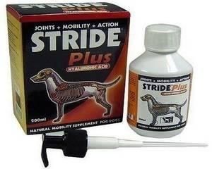 Страйд плюс для собак: инструкция по применению хондропротектора, состав и дозировка