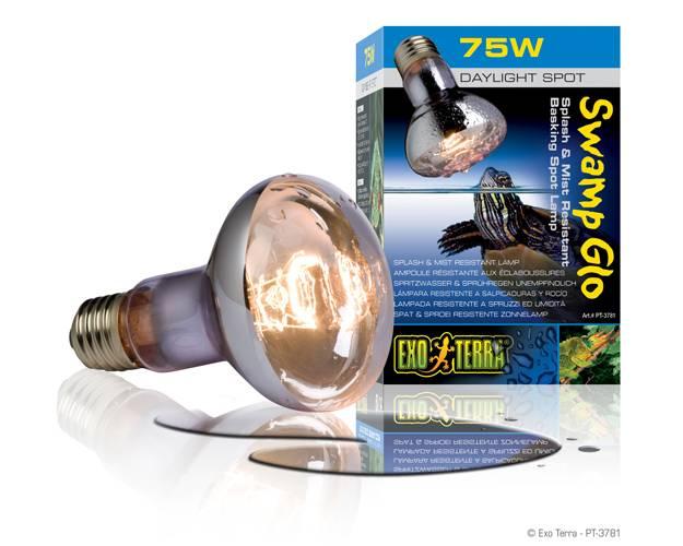 Лампа накаливания для черепах, выбор и правильное размещение