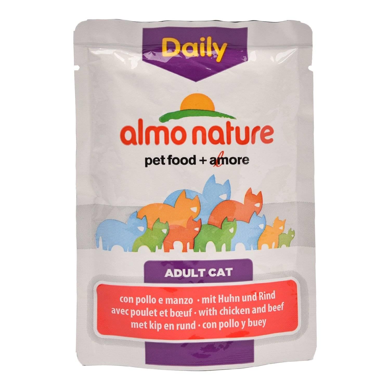 Корм для кошек almo nature holistic: отзывы и разбор состава