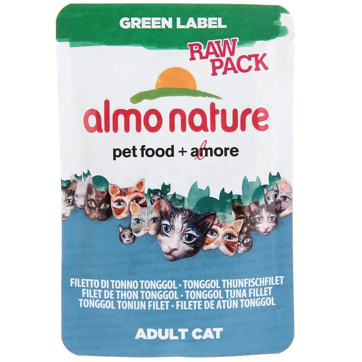 Корм для кошек almo nature – обзор, отзывы, рекомендации