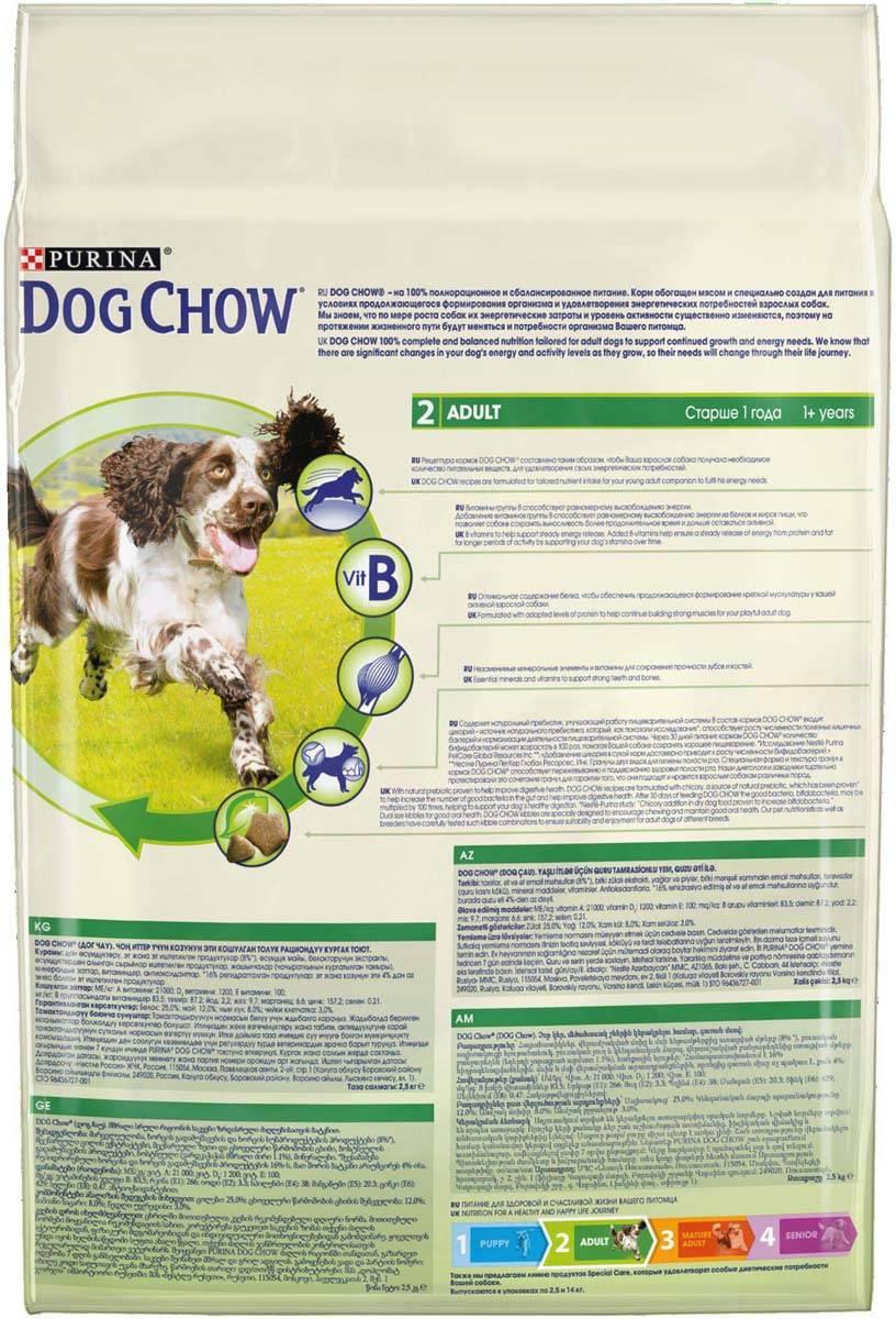 Корм farmina (фармина) для собак