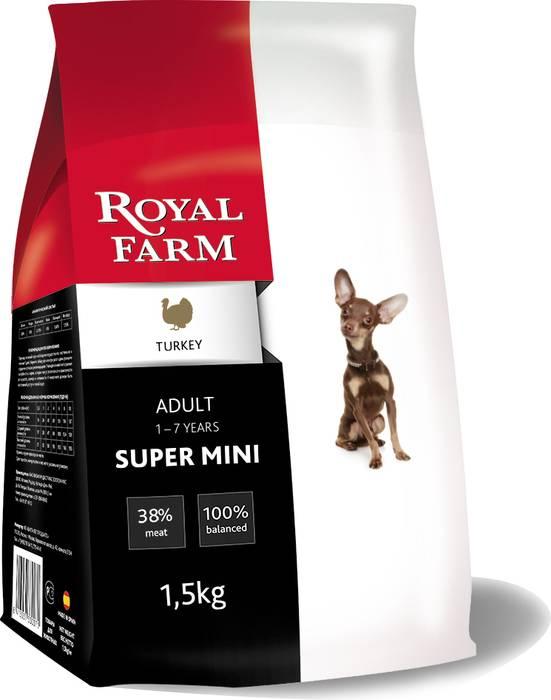 Корм роял фарм (royal farm) для кошек | состав, цена, отзывы