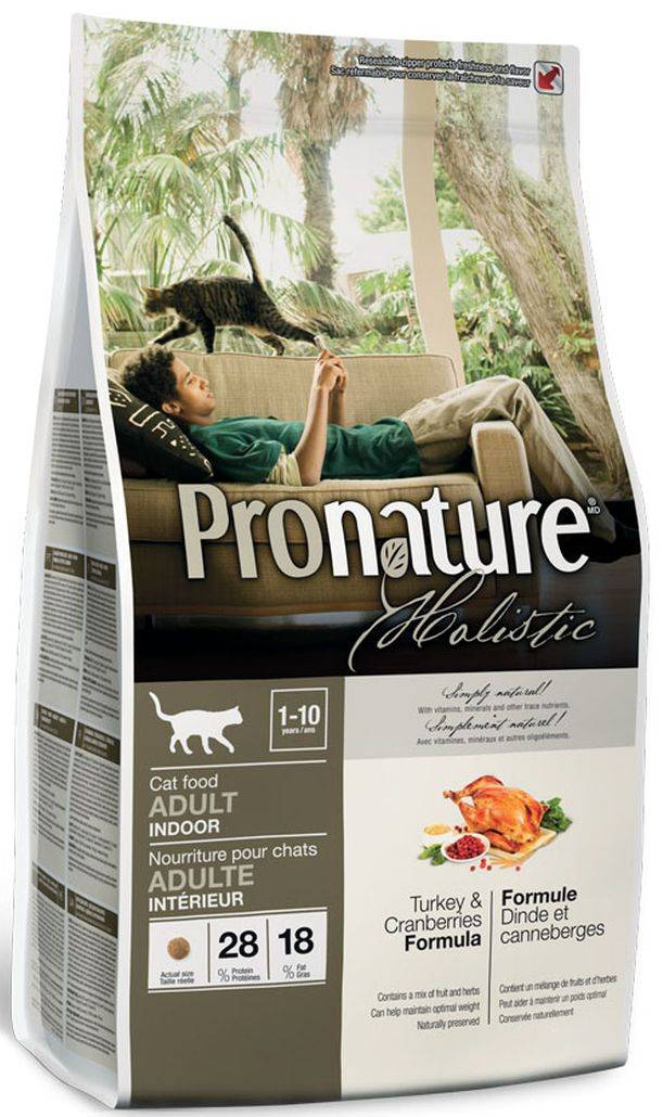 Корм для кошек pronature: обзор, отзывы и цены корм для кошек pronature: обзор, отзывы и цены