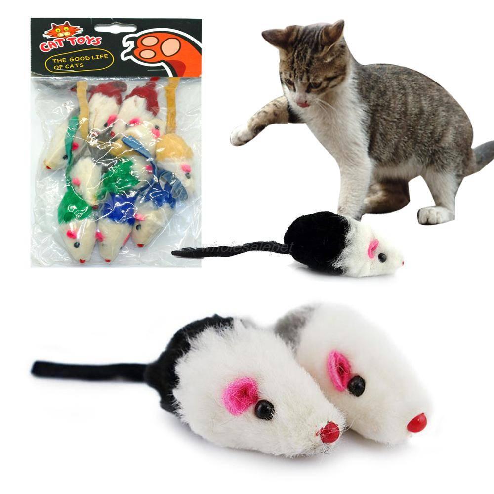 Игрушки для кошек: как не свести своего питомца с ума