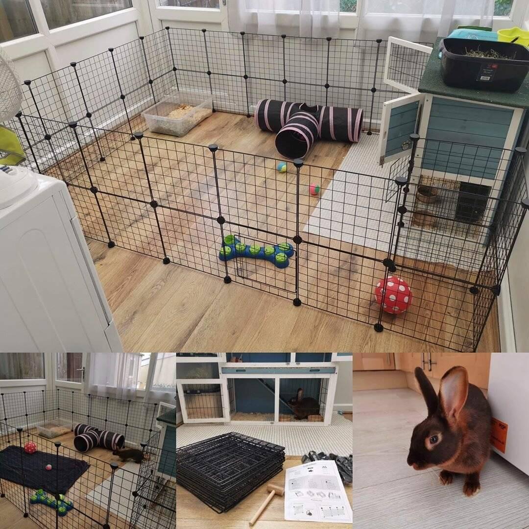 Домашний вольер для собаки своими руками (28 фото): как сделать манеж для маленьких щенков и вольер для взрослых собак в квартиру?