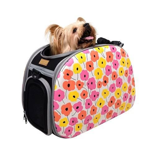 Насколько удобна и нужна ли сумка-переноска для собак