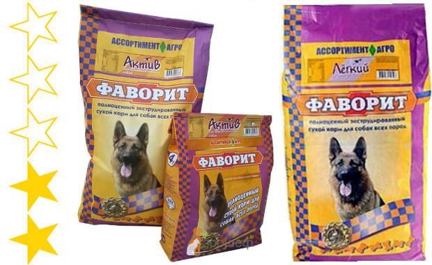 Сухой полнорационный корм для собак «дилли»