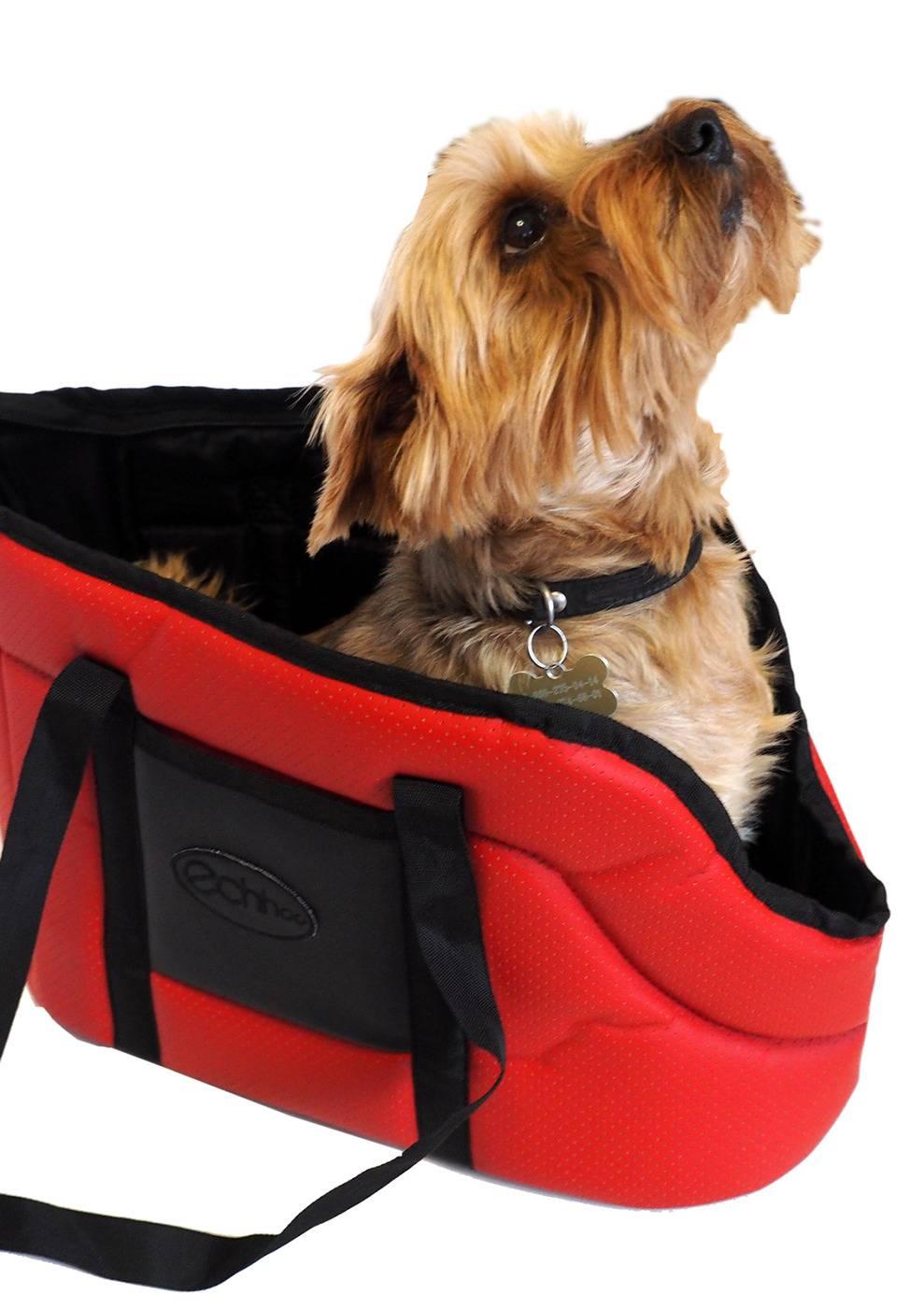 Переноски для собак мелких пород: виды конструкций для перемещения животного