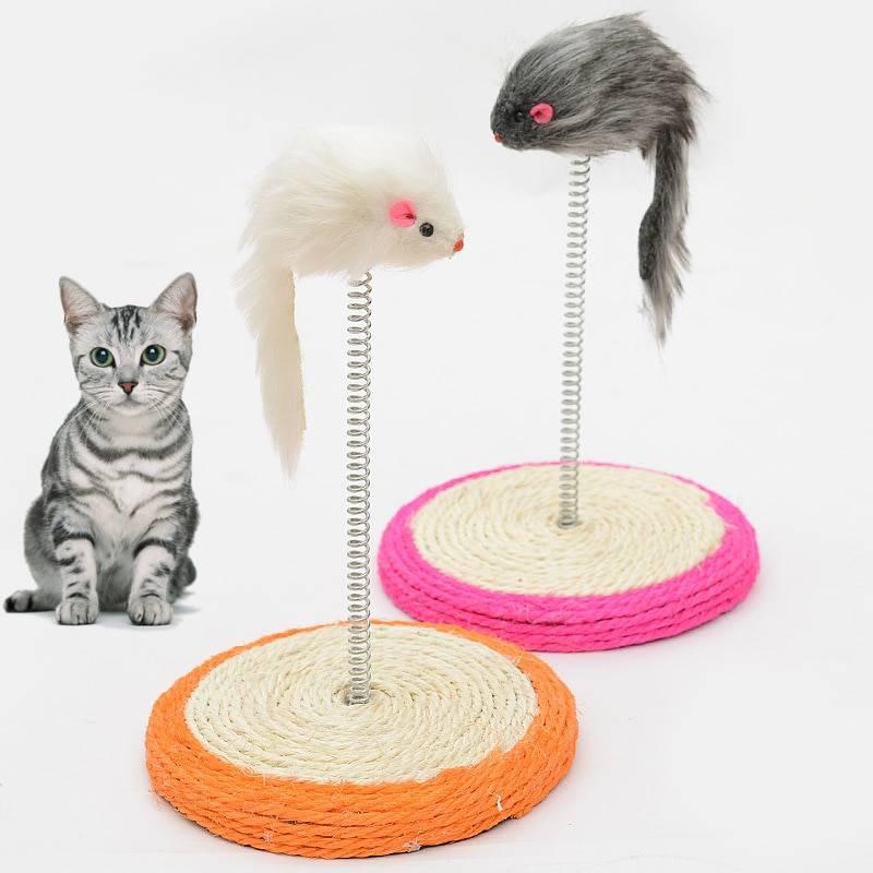 Делаем игрушки для кошек своими руками от простых до интерактивных