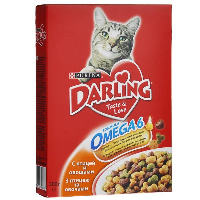 Корм для собак darling от purina – полноценный рацион для вашего питомца |