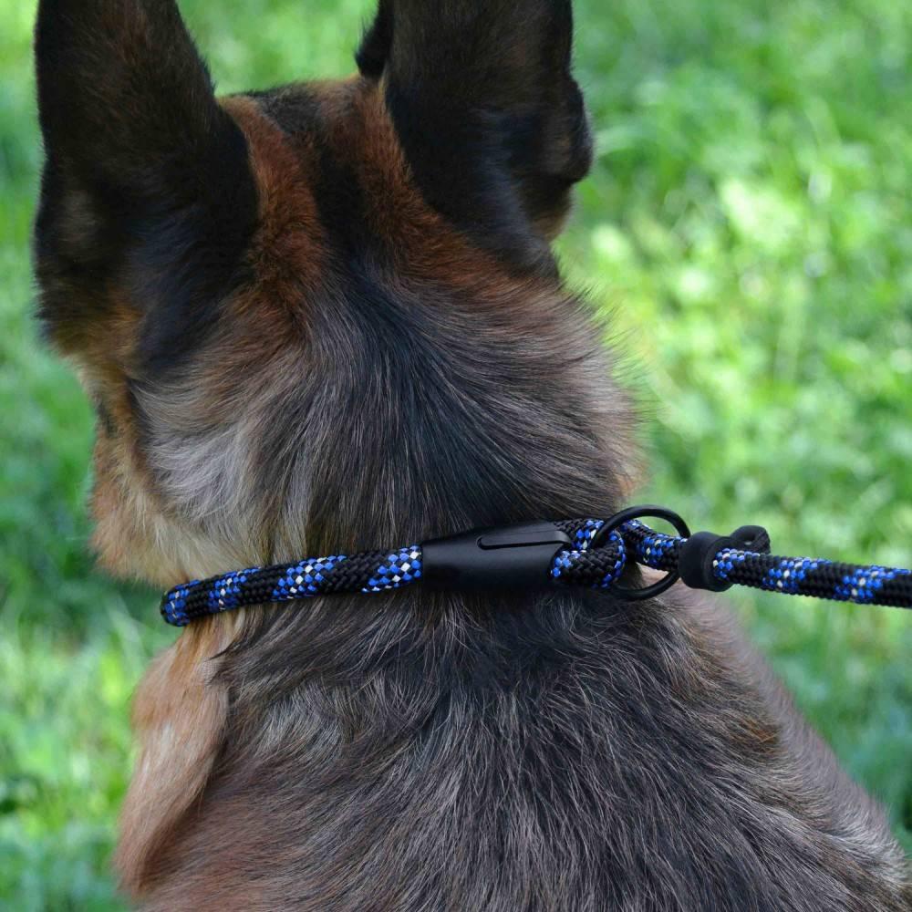Какие бывают собачьи поводки удавки: виды, использование, как сделать самостоятельно