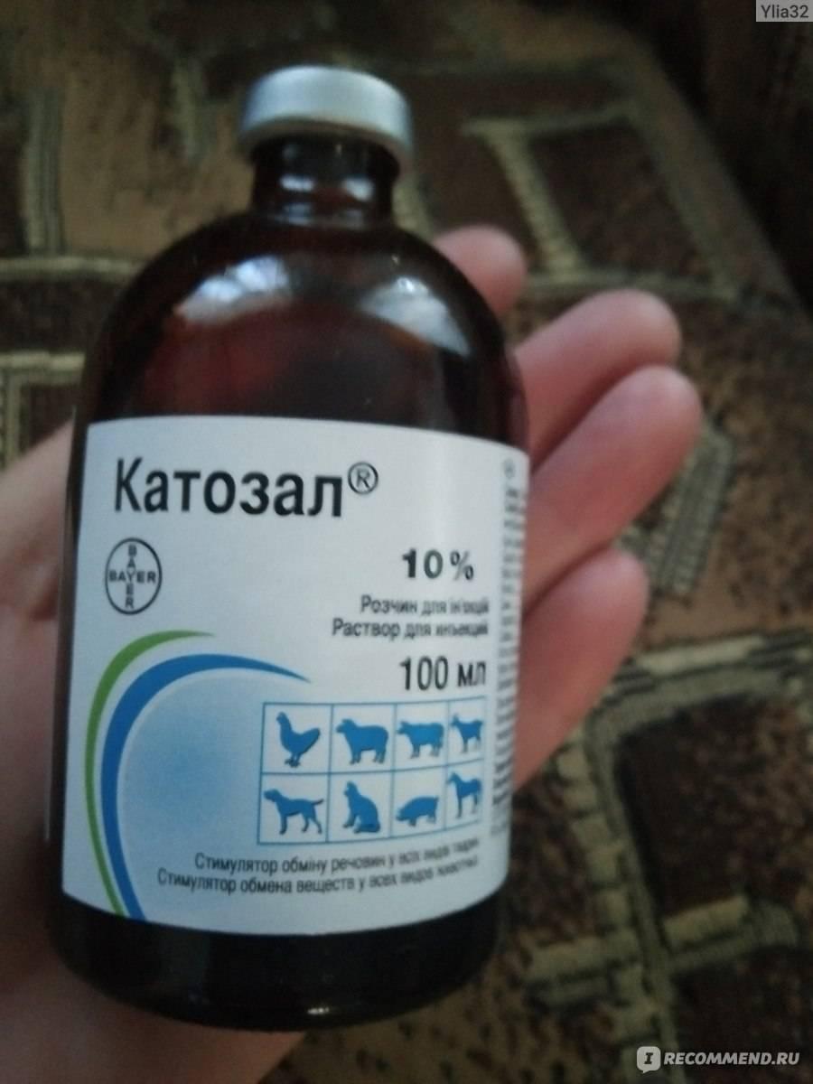Катозал (catosal), стимулятор обмена веществ