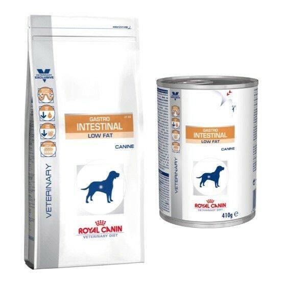 Корм royal canin gastro intestinal - описание, состав, виды и отзывы