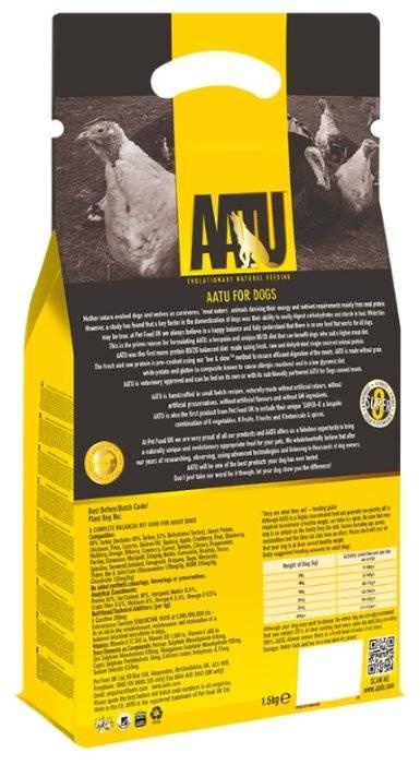 Aatu (аату) - корм для кошек: цена, отзывы, состав