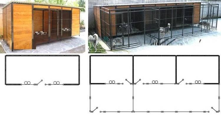 Будка для собаки своими руками: делаем для хвостатого друга подходящее жилище