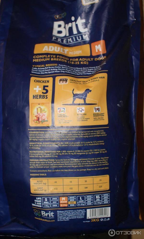 Собачий корм:как выбрать,описание,обзор,фото,рейтинг кормов,виды