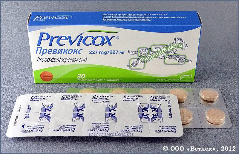 Превикокс для собак