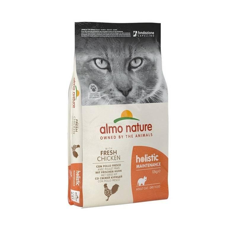 Корма холистик для стерилизованных кошек: рейтинг лучших кормов этого класса