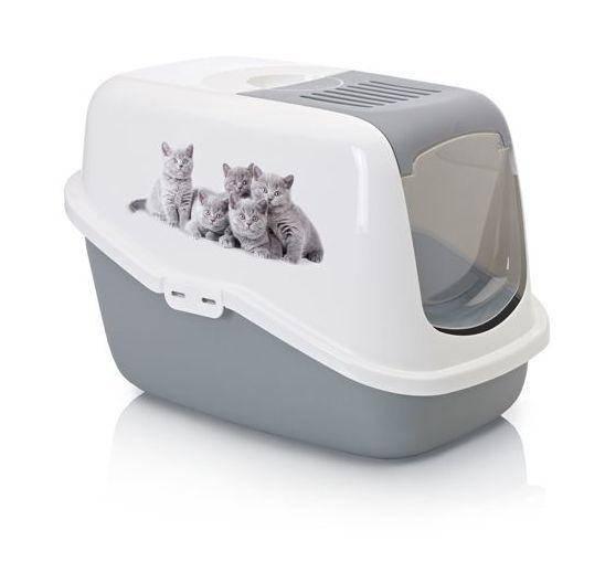Туалет для кошек: какой лучше? рейтинг закрытых и автоматических туалетов для кошек