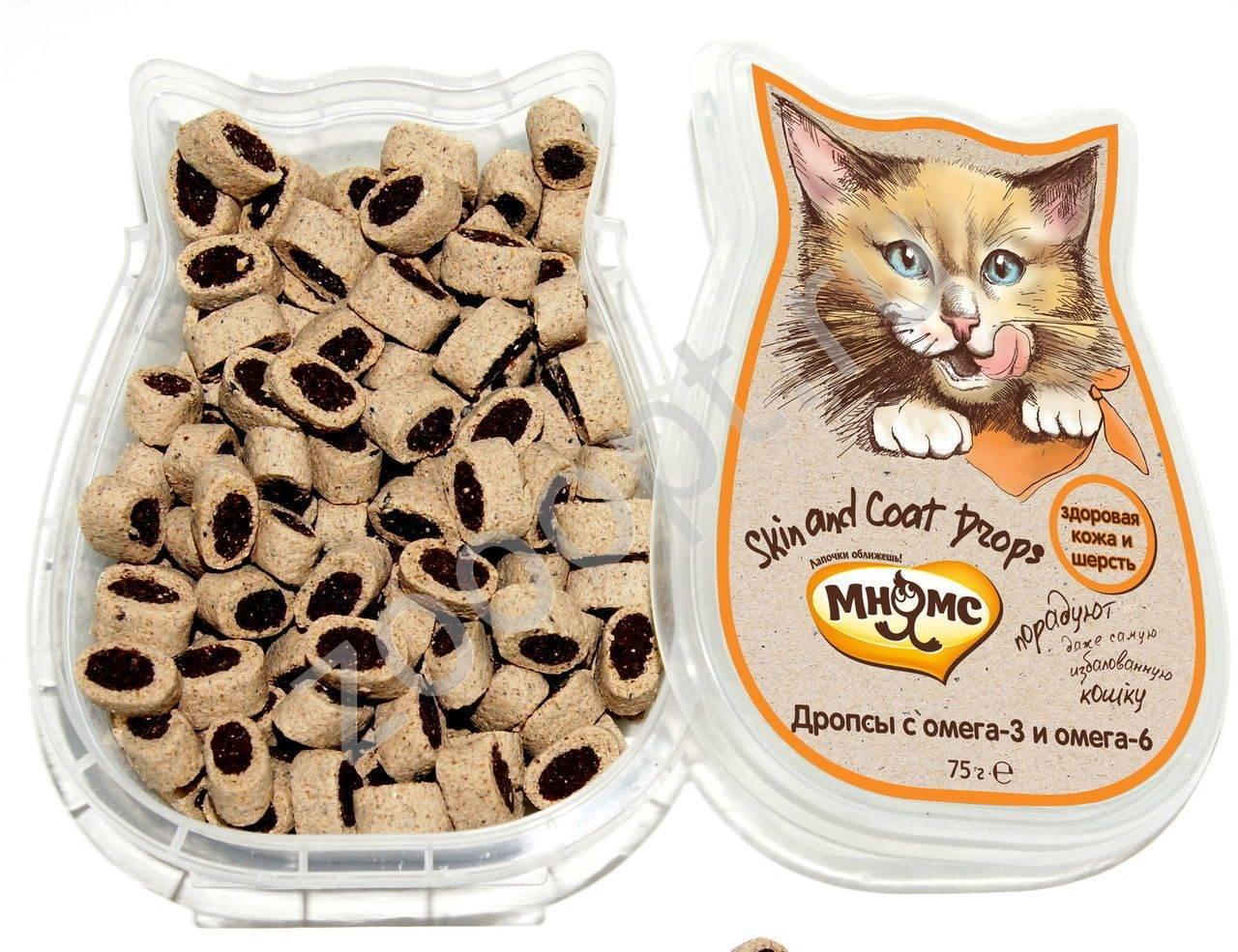 Лакомства для кошек: рейтинг лучших   отзывы ветеринаров, купить, для зубов