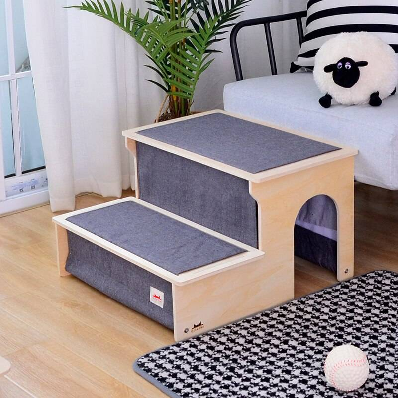 ✅ лестница для собак мелких пород своими руками, пандус для такс - 1msk.su