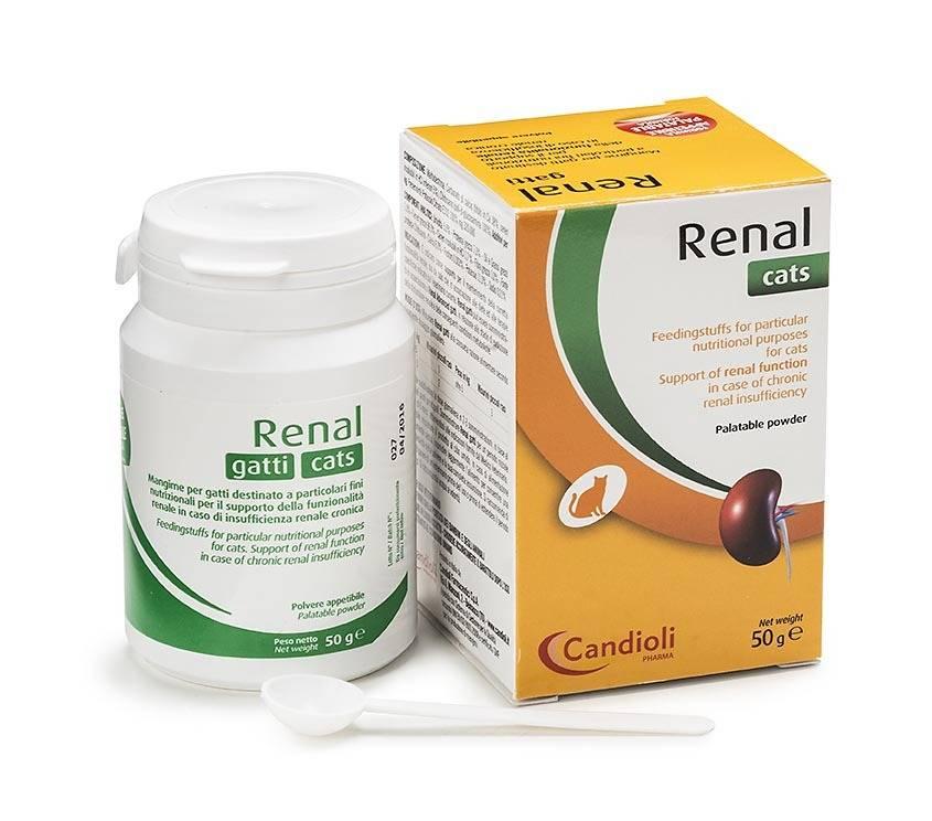 Ренальцин (renalzin), для поддержания функции почек при хпн