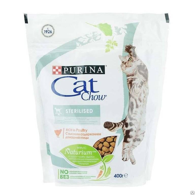 Корм для кошек cat chow: отзывы, разбор состава, цена - петобзор