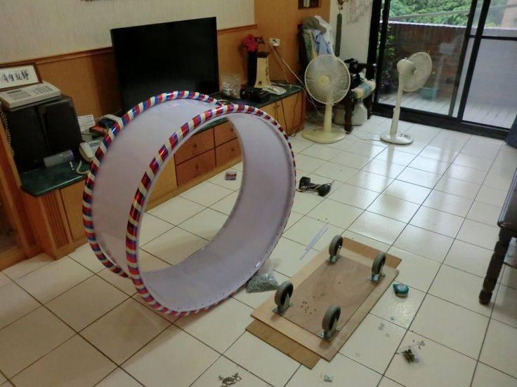ᐉ беговое колесо для кошек - ➡ motildazoo.ru