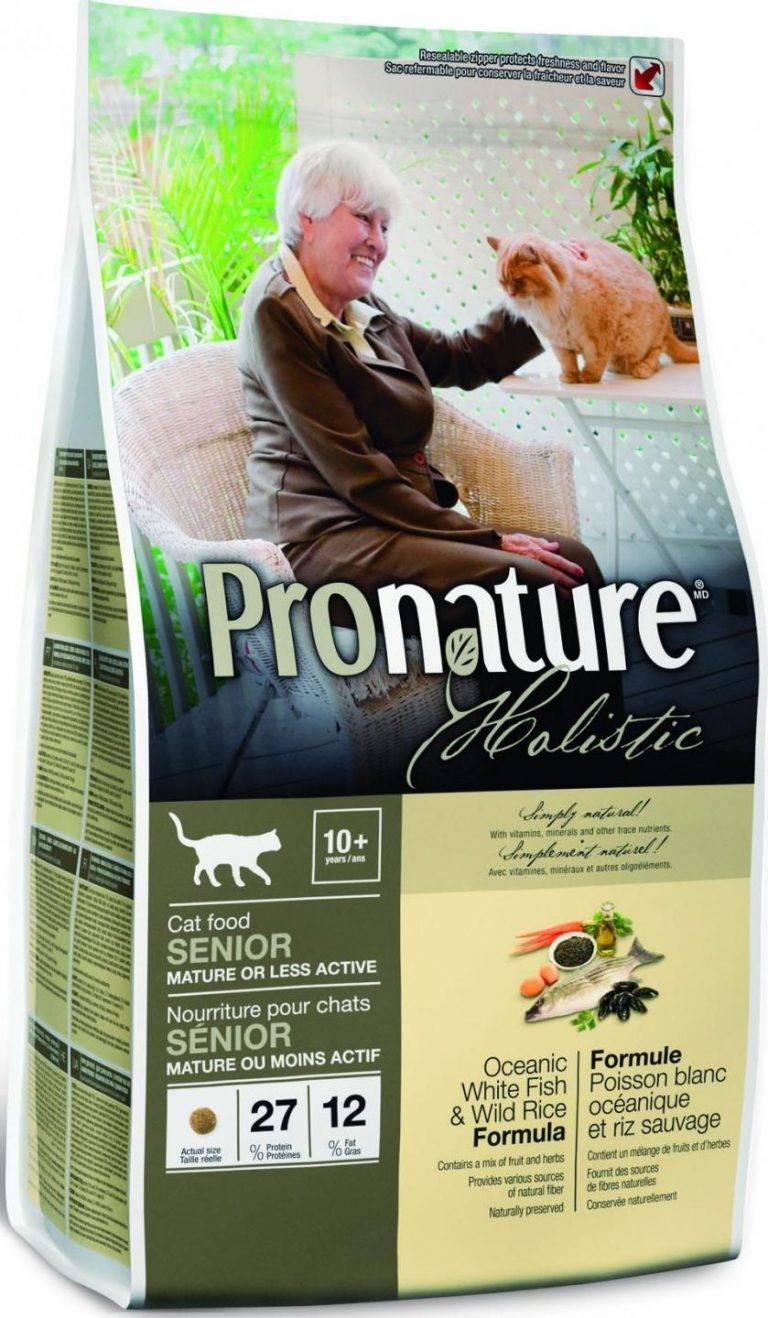 «pronature» — продукт холистик-класса! что скрывается за громким именем?