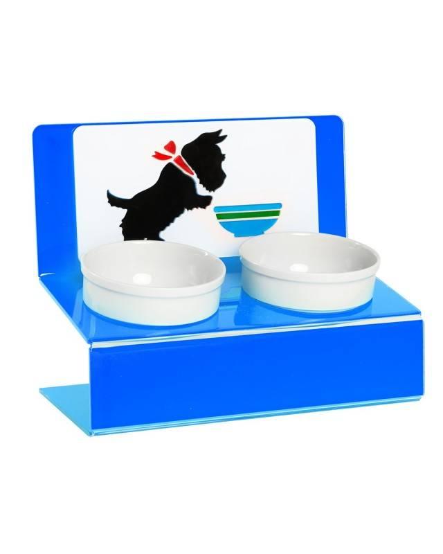 Миски для собак на подставке: регулируемые, керамические, для больших пород, как выбрать и размеры