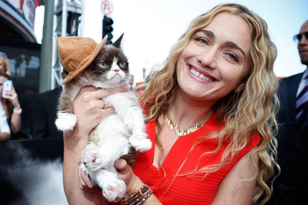 10 самых популярных котов интернета